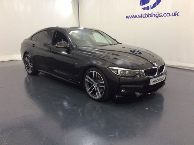 2017 67 BMW 4 SERIES 2.0 420I M SPORT GRAN COUPE 4d 181 BHP