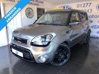 2012 KIA SOUL 1.6 CRDI QUANTUM 5d AUTO 126 BHP £5395.00