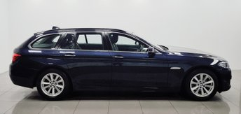 2013 BMW 5 SERIES 2.0 520D SE TOURING 5d AUTO 181 BHP £10950.00