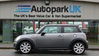 USED 2010 10 MINI HATCH COOPER 1.6 COOPER S 3d 184 BHP LOW DEPOSIT OR NO DEPOSIT FINANCE AVAILABLE