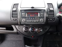 USED 2012 62 NISSAN NOTE 1.4 ACENTA 5d 88 BHP