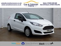USED 2014 14 FORD FIESTA 1.6 ECONETIC TDCI 94 BHP One Owner Service History A/C Buy Now, Pay Later Finance!