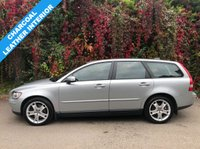 USED 2006 06 VOLVO V50 2.4 PETROL SE AUTOMATIC - FULL SERVICE HISTORY - ULEZ COMPLIANT
