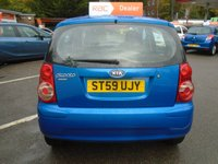 USED 2010 59 KIA PICANTO 1.1 STRIKE 5d 64 BHP GUARANTEED TO BEAT ANY 'WE BUY ANY CAR' VALUATION ON YOUR PART EXCHANGE
