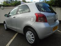 USED 2008 58 TOYOTA YARIS 1.0 T2 VVT-I 3d 69 BHP GUARANTEED TO BEAT ANY 'WE BUY ANY CAR' VALUATION ON YOUR PART EXCHANGE