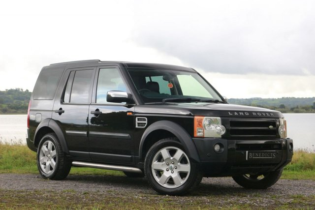 2006 06 LAND ROVER DISCOVERY 2.7 3 TDV6 HSE 5d AUTO 188 BHP