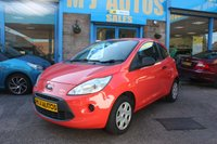 USED 2012 62 FORD KA 1.2 STUDIO 69 BHP IDEAL 1st CAR | LOW INSURANCE