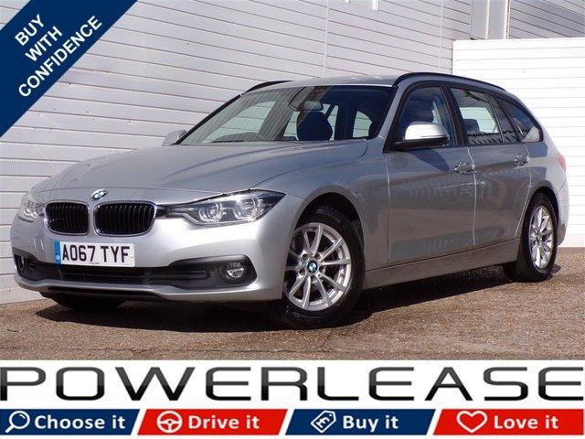 USED 2017 67 BMW 3 SERIES 2.0 320D ED PLUS TOURING 5d AUTO 161 BHP SATNAV HEATED SEATS DAB CRUISE