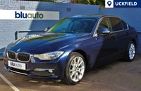 USED 2014 14 BMW 320d 2.0 LUXURY 4d AUTO 184 BHP Parking Sensors, Sat Nav, Leather Heated Front Seats, Dual Climate & Cruise Control, Privacy Glass, Bluetooth/USB/AUX Connectivity, Automatic Lights/Wipers, DAB Radio.