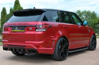USED 2015 15 LAND ROVER RANGE ROVER SPORT 3.0 SD V6 Autobiography Dynamic 4X4 (s/s) 5dr PAN ROOF+CAMERA+NAV+LUMMA KIT