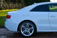 USED 2015 15 AUDI A5 2.0 TDI S line 2dr NAV+HEATED LEATHER+CRUISE/C