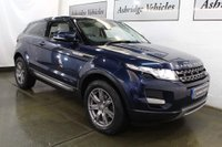 USED 2013 13 LAND ROVER RANGE ROVER EVOQUE 2.2 SD4 Pure Tech 4X4 3dr PAN ROOF! FULL L.R HISTORY!