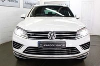 USED 2015 65 VOLKSWAGEN TOUAREG 3.0 TDI V6 BlueMotion Tech R-Line Tiptronic 4WD (s/s) 5dr 21' MALLORY'S! ELECTRIC SEATS!