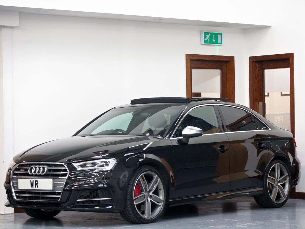 USED 2016 66 AUDI S3 2.0 TFSI S Tronic quattro (s/s) 4dr PAN ROOF + V/COCKPIT + B&O