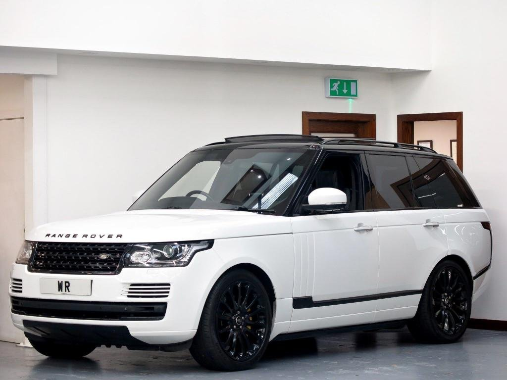 USED 2013 63 LAND ROVER RANGE ROVER 4.4 SD V8 Vogue SE Auto 4WD 5dr PAN ROOF+SOFT CLOSURE+KEYLESS