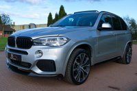 USED 2016 16 BMW X5 3.0 40d M Sport Auto xDrive (s/s) 5dr HUD+PAN ROOF+SOFT CLOSE