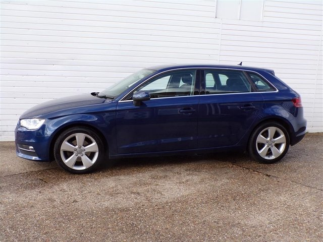 USED 2015 65 AUDI A3 1.6 TDI SPORT 5d 109 BHP PARKING SENSORS 20POUNDTAX