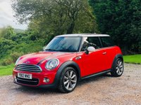 USED 2012 12 MINI HATCH COOPER 1.6 COOPER D LONDON 2012 EDITION 3d 110 BHP CHILI PACK