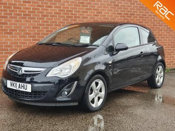 2011 VAUXHALL CORSA 1.2 SXI A/C 3d ** MORE IN STOCK ** £3295.00