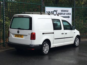 VOLKSWAGEN CADDY MAXI at Van Ninja