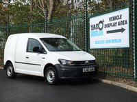 2017 VOLKSWAGEN CADDY