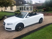 2009 AUDI A4 2.0 TDI S LINE SPECIAL EDITION 2d 141 BHP SOLD