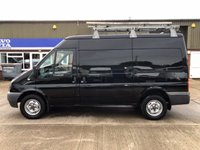 USED 2014 63 FORD TRANSIT 2.2 350 MWB MED ROOF FWD 100 BHP CHOICE