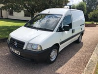 USED 2005 54 CITROEN DISPATCH 2.0 900 HDI 110 BHP Outstanding condition inside and out . Not to be missed !!