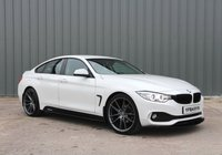 2014 BMW 4 SERIES 2.0 418D SE GRAN COUPE 4d 141 BHP £12495.00