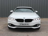 USED 2014 64 BMW 4 SERIES 2.0 418D SE GRAN COUPE 4d 141 BHP
