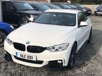 USED 2014 BMW 4 SERIES 2.0 420D M SPORT 2d 181 BHP