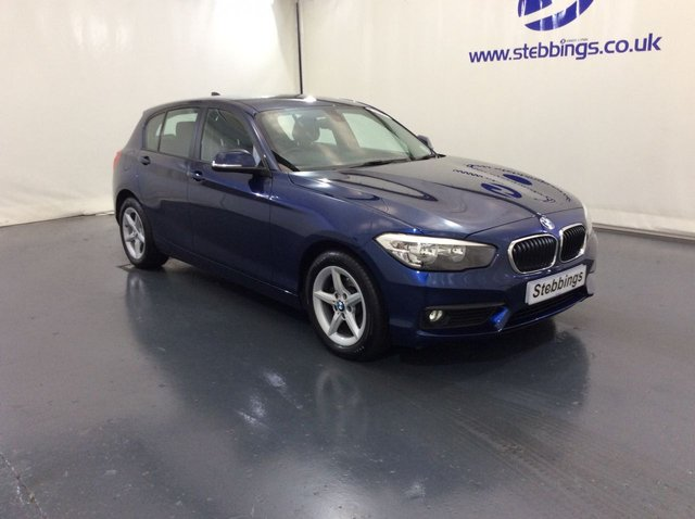 2016 66 BMW 1 SERIES 1.5 116D SE 5d 114 BHP