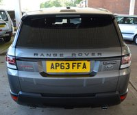 USED 2014 63 LAND ROVER RANGE ROVER SPORT 3.0 SDV6 HSE DYNAMIC 5d AUTO 288 BHP