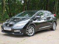 USED 2012 12 HONDA CIVIC 2.2 I-DTEC ES 5d 148 BHP