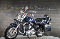 USED 2014 14 HARLEY-DAVIDSON SPORTSTER 1200 CUSTOM