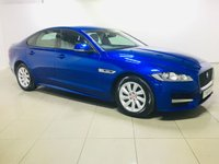 USED 2016 66 JAGUAR XF 2.0d R-SPORT 4d 161 BHP 1 OWNER | SAT NAV | LEATHER |