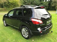 USED 2013 13 NISSAN QASHQAI+2 1.6 TEKNA IS PLUS 2 DCI 4WDS/S 5d 130 BHP **EXCELLENT FINANCE PACKAGES**7 SEATER**REVERSE CAMERA**SAT NAV**