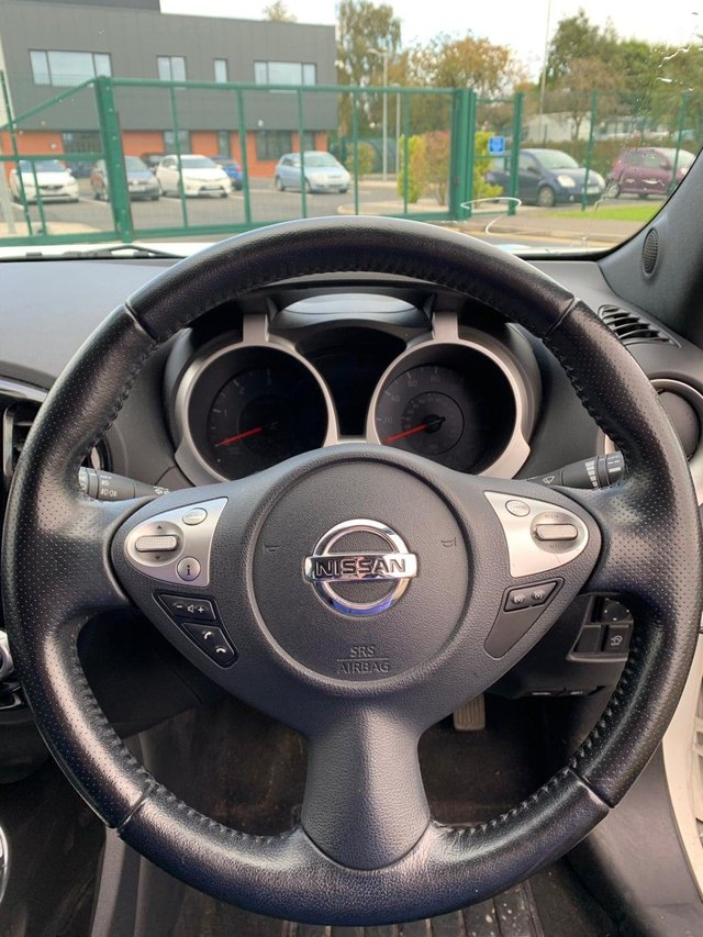 NISSAN JUKE at Dace Motor Group