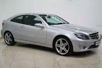 2009 MERCEDES-BENZ CLC CLASS 1.8 CLC180 KOMPRESSOR SPORT 3d AUTO 143 BHP £4895.00