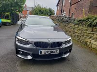 USED 2019 19 BMW 4 SERIES 2.0 420D M SPORT GRAN COUPE 4d AUTO 188 BHP