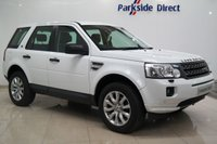 USED 2011 11 LAND ROVER FREELANDER 2.2 ED4 XS 5d 150 BHP