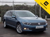 2016 VOLKSWAGEN PASSAT 2.0 SE BUSINESS TDI BLUEMOTION TECHNOLOGY 5d 148 BHP £10445.00