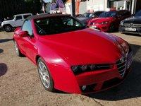 2009 ALFA ROMEO SPIDER 2.4 JTDM 2d 210 BHP £SOLD