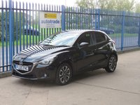 USED 2015 65 MAZDA 2 1.5 D SPORT NAV 5d 104 BHP Colour Sat Nav-Zero Tax-Great Fuel Economy