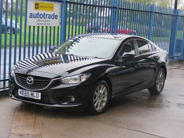 USED 2016 65 MAZDA 6 2.2 D SE-L NAV 4dr Sat nav DAB Cruise Bluetooth Finance arranged Part exchange available Open 7 days