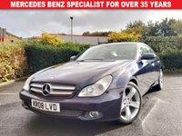 2008 MERCEDES-BENZ CLS CLASS 3.0 CLS320 CDI 4d AUTO 222 BHP £5500.00