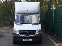 USED 2016 66 MERCEDES-BENZ SPRINTER 2.1 313 CDI 129 BHP