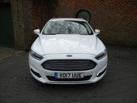 USED 2017 17 FORD MONDEO 1.5 ZETEC ECONETIC TDCI 5d 114 BHP More Pictures To Follow. Please Ring For Details