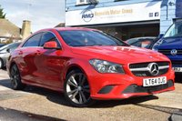 USED 2014 64 MERCEDES-BENZ CLA 1.8 CLA200 CDI SPORT 4d 136 BHP COMES WITH 6 MONTHS WARRANTY