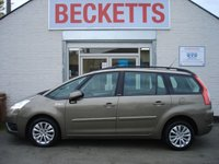 USED 2009 59 CITROEN C4 GRAND PICASSO 1.6 VTR PLUS HDI 5d 107 BHP